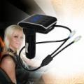 Q10 Transmitter Bluetooth Car MP3 FM Transmitter lejátszó, mobil töltő