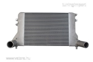 Intercooler TurboWorks VW Golf V Audi A3 564x413x57 inlet 2,75 Bar&Plate