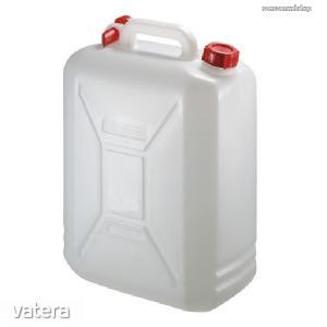 Műanyag kanna 10 literes, kiöntővel Kód:54910