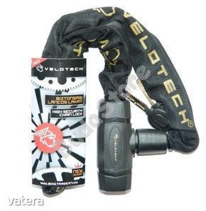 Velotech Lakat láncos 8x900mm fekete 39808