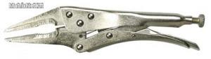 BGS-474 Grippfogó hosszú pofával, 170mm