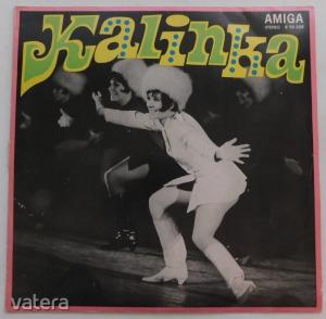 V/A - Kalinka LP (VG+/VG) NDK