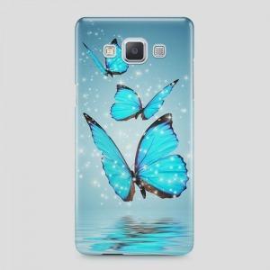 pillangós Samsung Galaxy S6 Edge tok