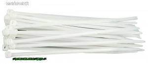 TOYA 73884 Kábelkötegelő 2,5 x 190mm / 100db / fehér