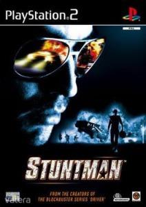 PS2  Játék Stuntman