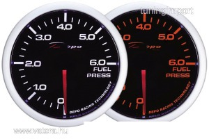 DEPO gauge WA 60mm - üzemanyagnyomás
