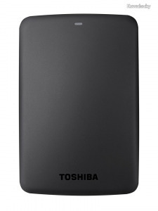Toshiba 4TB 2,5 USB3.0 CANVIO BASIC Black HDTB440EK3CA
