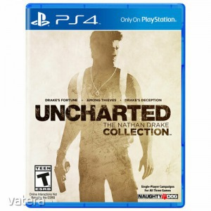 PS4  Játék Uncharted: The Nathan Drake Collection