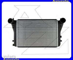 VW  SHARAN  3  2010.06-tól  /7N/  Intercooler,  levegőhűtő    1.9TDI/2.0TDI    610x410x32  gyors ...