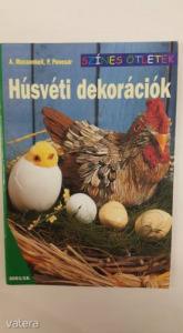 Húsvéti Dekorációk Könyv