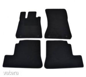 Mercedes Benz W221 prémium fekete velúrszőnyeg szett