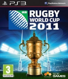 PS3  Játék Rugby World Cup 2011