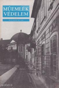 MŰEMLÉKVÉDELEM - XXXI. évf., 1987/1.