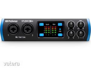 PreSonus - Studio 26c