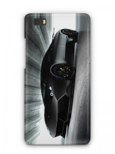 Lamborghini mintás Huawei P8 tok hátlap