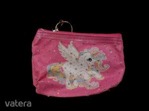 Pink unikornisos pénztárca - ÚJ