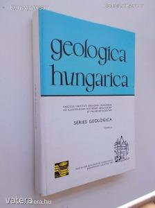 Geologica Hungarica ( Dr. Rónai András által dedikált) (*74)