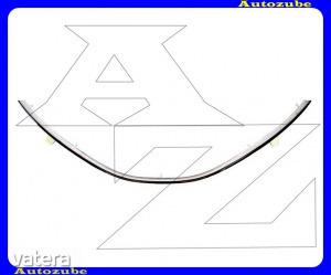 DACIA  LOGAN  MCV  Kombi  1  2004.11-2008.12  /F90/  Hűtődíszrács  krómdíszléc    alsó      (Gyár...