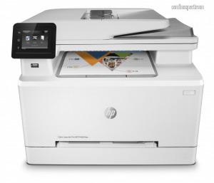 HP COLOR LASERJET PRO MFP M283FDW ADF Termékkód: 7KW75A - 134990 Ft Kép