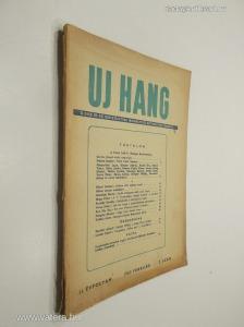 Uj Hang II. évfolyam 2. szám 1953. február (*89)