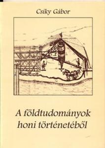 A földtudományok honi történetéből