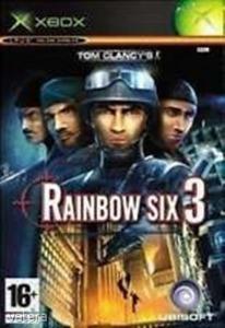 XBOX Clasic Játék Tom Clancys Rainbow Six 3