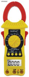 HoldPeak 6207 nagyáramú digitális lakatfogó multiméter