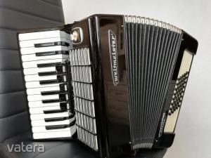 Weltmeister Stella 40 basszusos harmonika , tangóharmonika