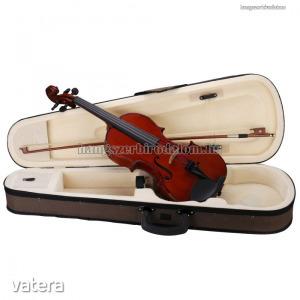 Soundsation Virtuoso Student hegedű tokkal, vonóval, több méretben