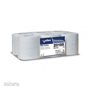 Celtex Mini toalettpapír 2 réteg, recy, fehér, 160m, 12 tekercs/zsugor