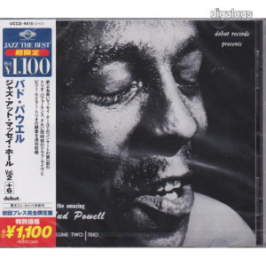 Bud Powell The Amazing..  japán CD Új!