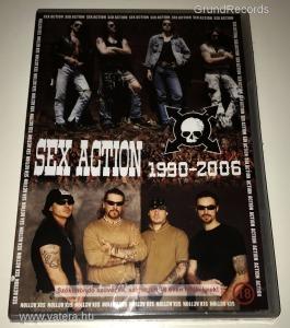 Sex Action: 1990-2006 - videográfia (DVD) - 1490 Ft - (meghosszabbítva: 2698853459) - Vatera.hu Kép