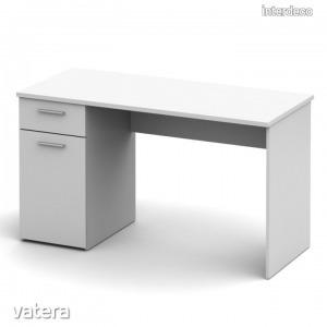 EGON számítógépasztal FEHÉR színben