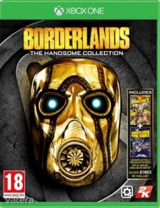 XBOX One Játék Borderlands The Handsome Collection - A