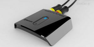 Thonet & Vander Flug Bluetooth 3.0 Audio Adapter Black HK096-03554