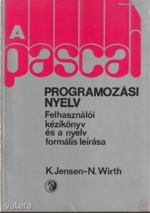 A PASCAL PROGRAMOZÁSI NYELV