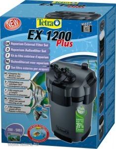 Tetra EX 1200 Plus külsőszűrő töltettel ÚJ