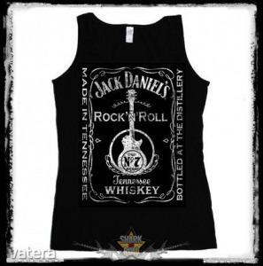 51d31147ef Neonzöld Jack Daniels - Női pólók - árak, akciók, vásárlás olcsón ...