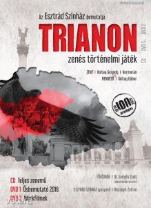 Az Esztrád Színház bemutatja: Trianon 2DVD+CD + emlékkönyv - Rockopera