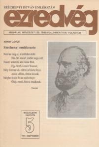 Ezredvég 1991. szeptember