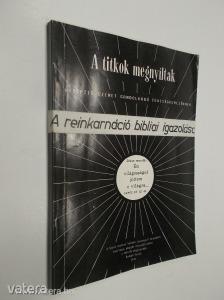 Balogh Dezső: A titkok megnyíltak / A reinkarnáció bibliai igazolása (*83)
