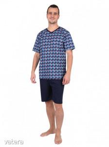 VLADAN férfi pizsama szett-rövid méret: M