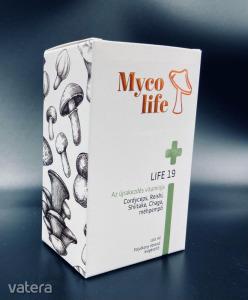 Mycolife Life 19 Folyékony Étrend-Kiegészítő