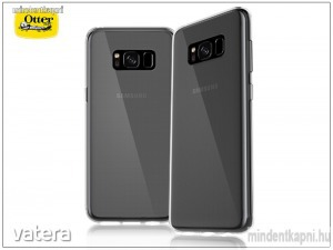 OtterBox Clearly Protected Skin Samsung G955F Galaxy S8 Plus védőtok clear