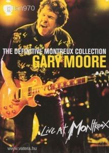 Gary Moore: Definitive Montreux Collection 2DVD  INGYEN POSTA!