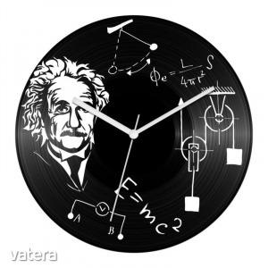 Fizika tanár bakelit óra