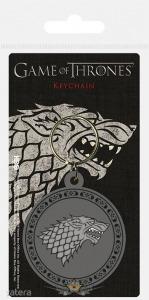 Game of Thrones - Stark. Logo. kulcstartó