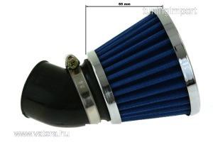 Kartergáz szűrő  SIMOTA 45fokos 32mm JS-9209-4