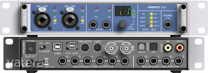 RME - Fireface UCX USB FireWire Audio Interfész