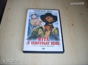 Rita, a vadnyugat réme (1967) (Terence Hill, Rita Pavone) ÚJSZERŰ MAGYAR KIADÁSÚ SZINKRONOS RITKASÁG